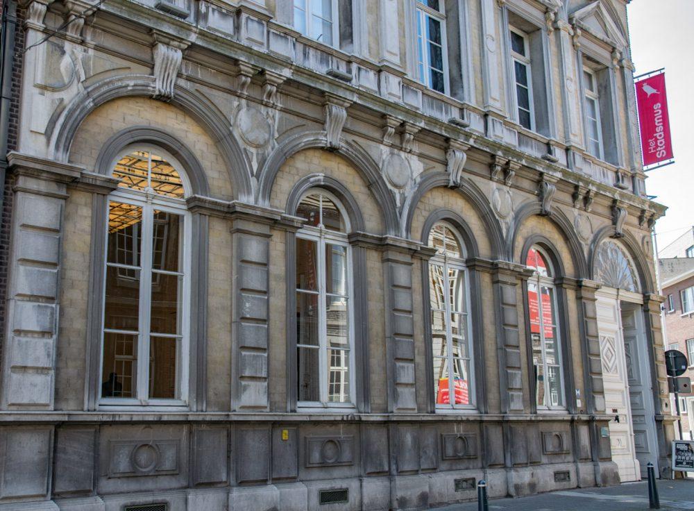 Het Stadsmuseum van Hasselt