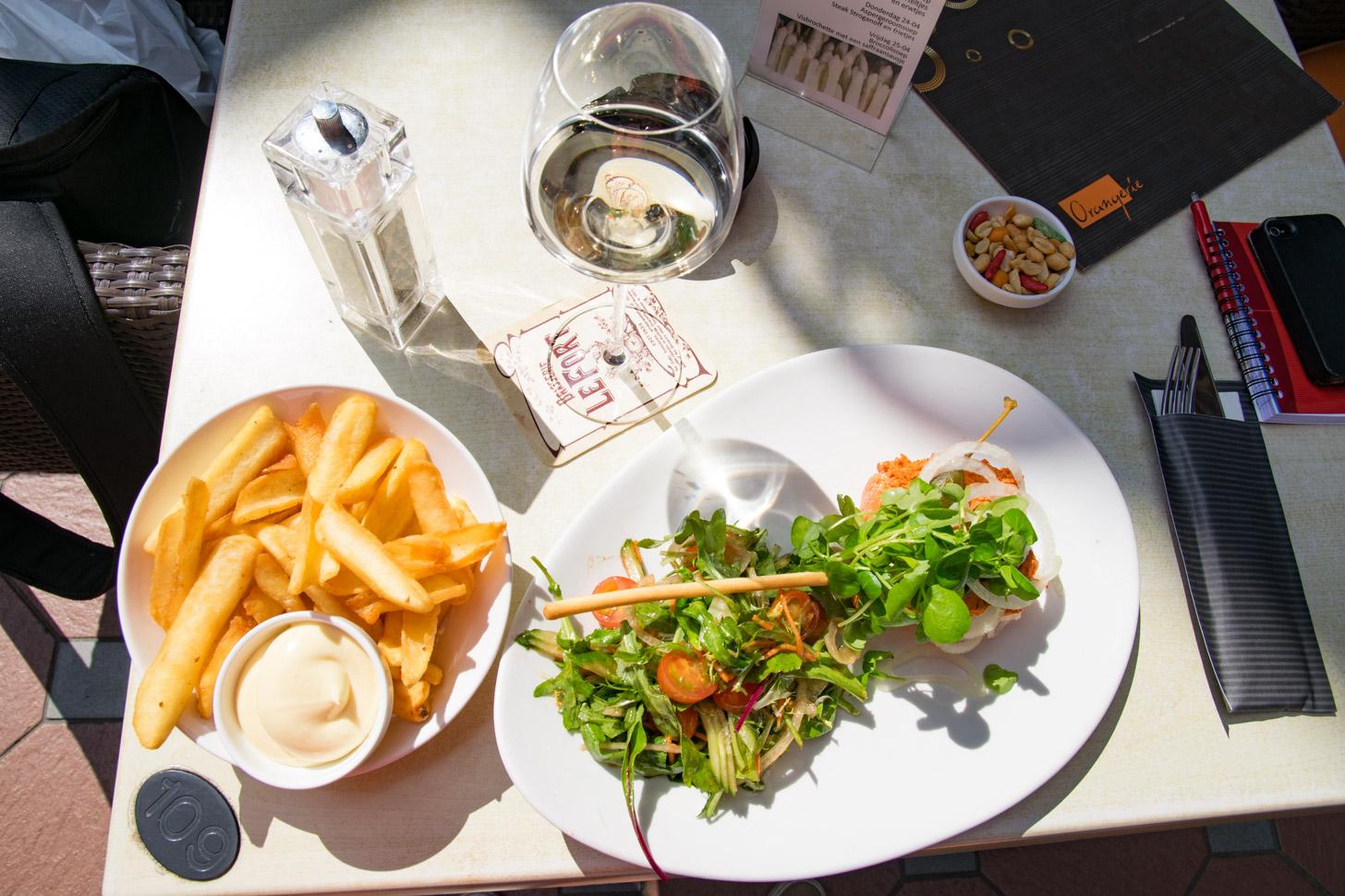 Eten & drinken in Hasselt