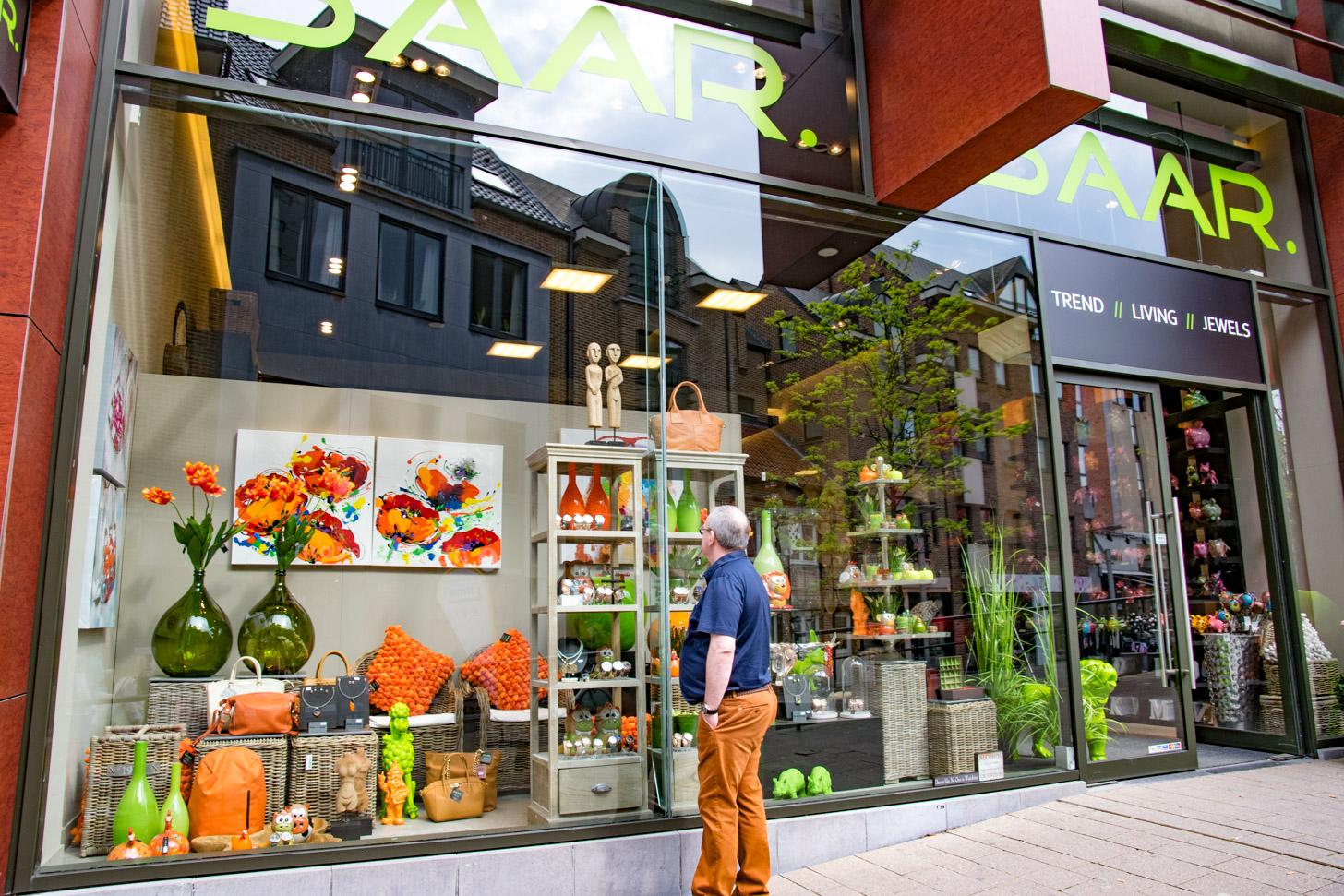 Winkelen in Hasselt